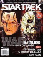 Communicator issue 149 cover