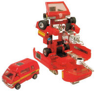 G1 Ironhide toy