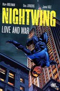 Nightwing Love and War TP
