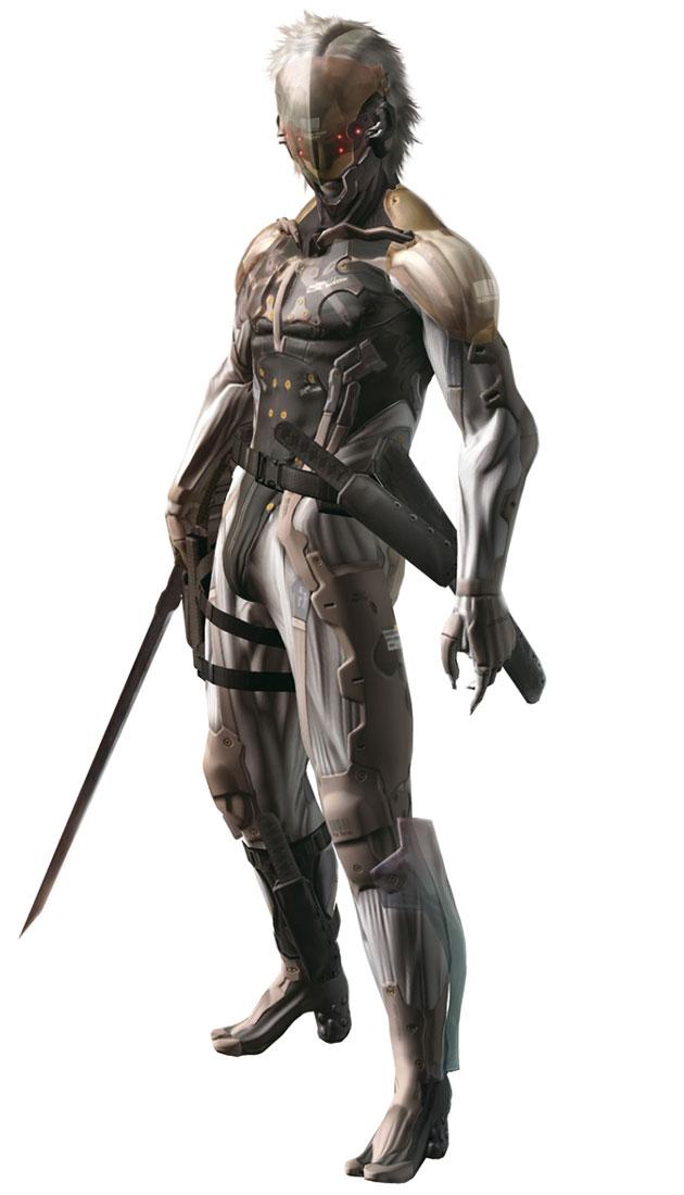 Cyborg NinjaFan Feed