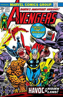 Avengers Vol 1 127