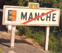 Manche La Lande-sur-Drome D13