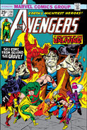 Avengers Vol 1 131
