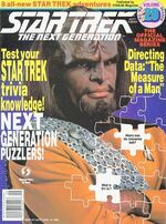 TNG Official Magazine issue 20 cover