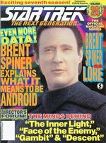 TNG Official Magazine issue 26 cover