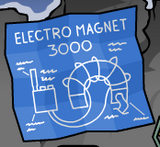 E. Magnet 3000 Blueprints