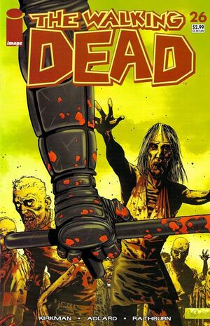 The Walking Dead Vol 1 26