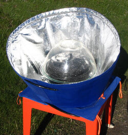 Molly Baker Solar Oven