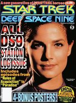 DS9 magazine issue 7 cover