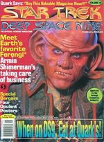DS9 magazine issue 19 cover
