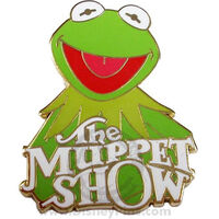 Muppetshowkermitfrogpin