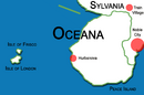 Oceana Map 1
