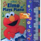 Elmo Plays Piano