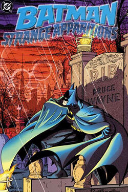Batman Strange Apparitions TP