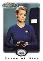 Seven of Nine expansion card S3