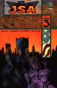 JSA Unholy Three 1