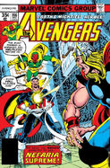 Avengers Vol 1 166