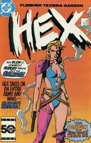 Cover for Hex #6