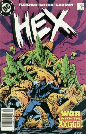 Cover for Hex #17
