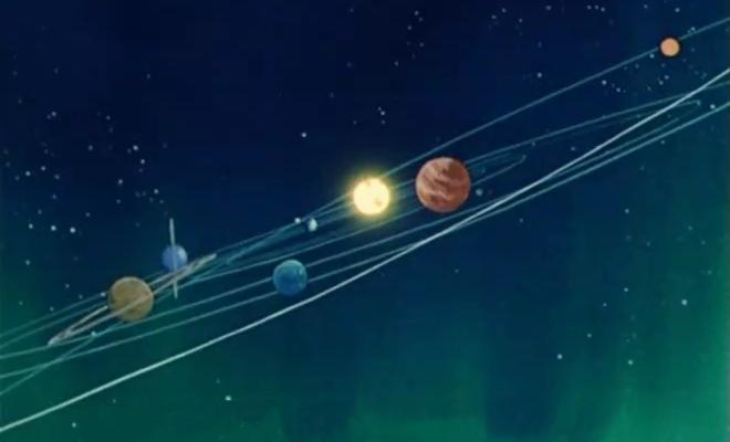 sailor moon solar system - photo #7