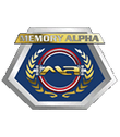 Memory Alpha logo