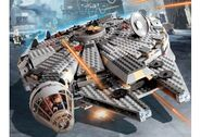 4504-1 Millenium Falcon