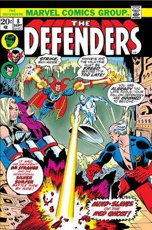 Defenders Vol 1 8