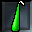 Green Taper Icon