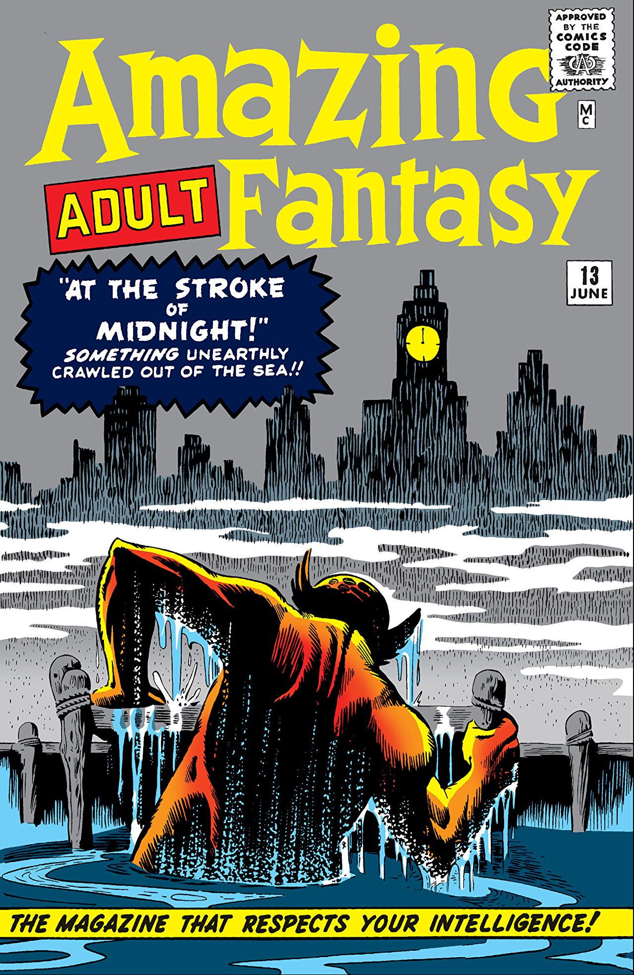 Amazing Adult Fantasy Vol 1 #13