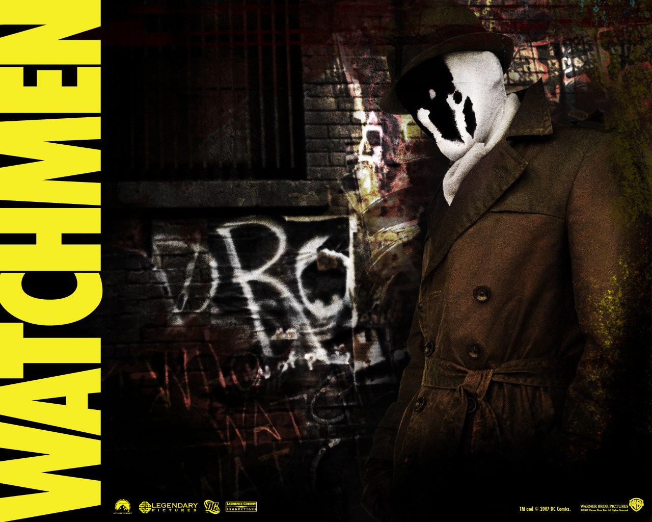 Rorschach Movie
