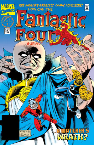 Fantastic Four Vol 1 397