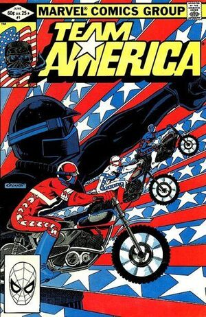 Team America Vol 1 1