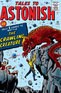 Tales to Astonish Vol 1 22