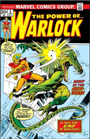 Warlock Vol 1 8