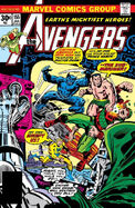 Avengers Vol 1 155