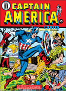 Captain America Comics Vol 1 11