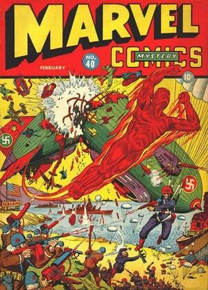 Marvel Mystery Comics Vol 1 40
