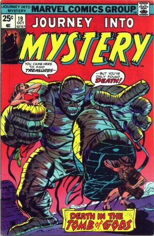 Journey into Mystery Vol 2 19
