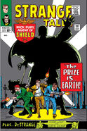 Strange Tales Vol 1 137