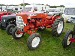 Allis Chalmers ED40 7158NU