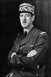 DeGaulle