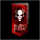 Blood raiders logo