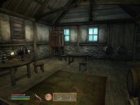Oblivion - Leyawiin - Five Claws Lodge 01