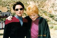 Heather Ferguson and Jennifer Lien