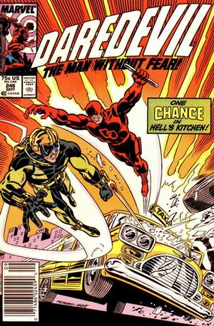 Daredevil Vol 1 246