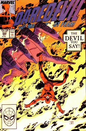 Daredevil Vol 1 266