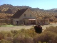Q Continuum ranch house