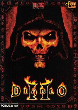Diablo II Coverart