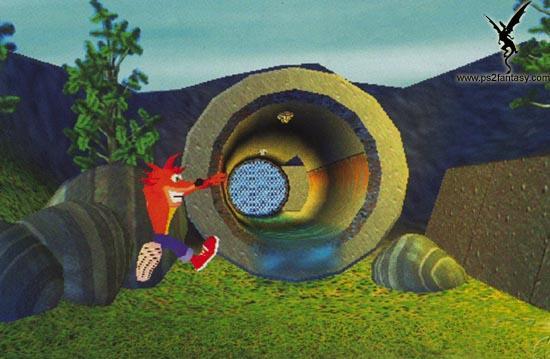King Games: Jogos cancelados #1 Crash Bandicoot