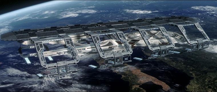 Episode 1: Coming Together USS_Enterprise-E_in_drydock